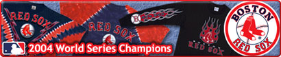 2004 World Series Champions Boston Red Sox