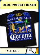 BLUE PARROT BIKER