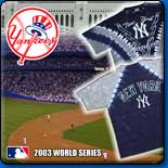 Get your Yankees T-Shirts for the 2003 World Series.