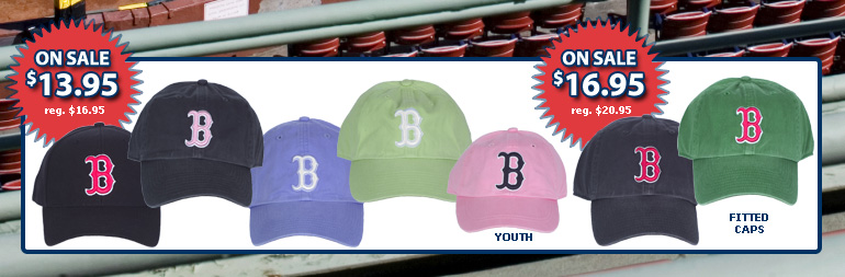 2007 World Series! Boston Red Sox Hats