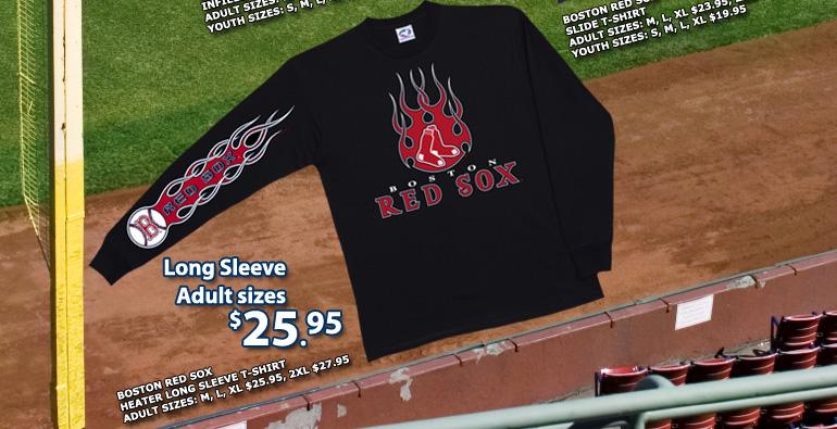 2007 World Series! Boston Red Sox Long Sleeve Shirt