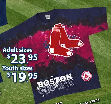 2007 World Series! Boston Red Sox T-Shirt