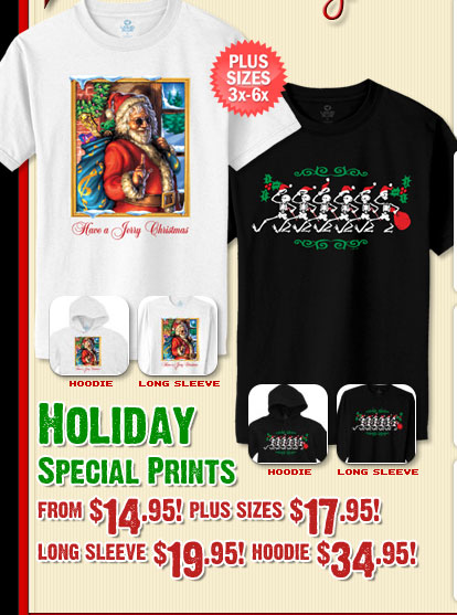 Holiday Special Prints