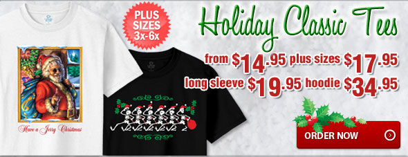 Holiday Classic Tees