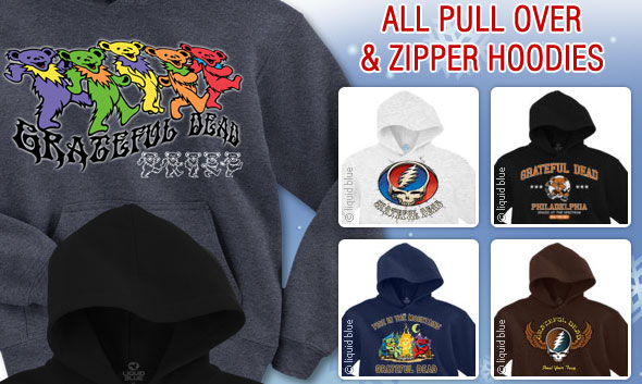All Pull Over & Zipper Hoodies