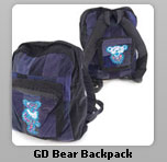 GD Bear Backpack