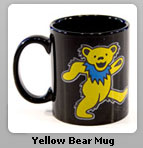Yellow Bear Mug