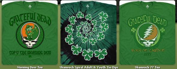 St. Patrick Day Tees