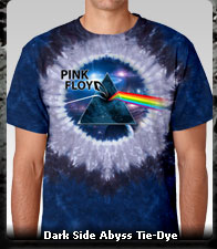 Dark Side Abyss Tie-Dye
