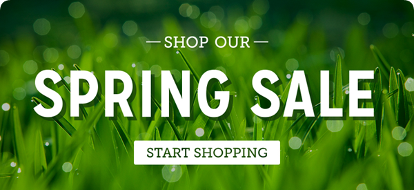Spring Sale Start Shopping