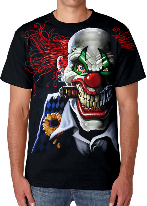 Joker Clown Tee