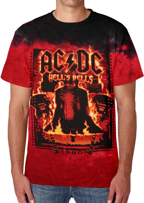AC/DC Tie-Dye