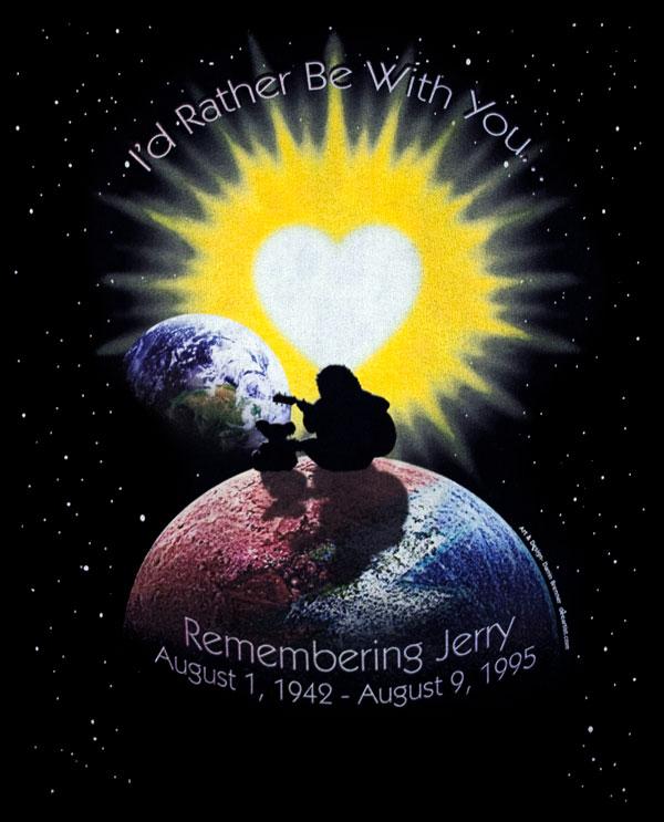 Remembering Jerry Black T-Shirt