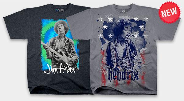 New Jimi Hendrix