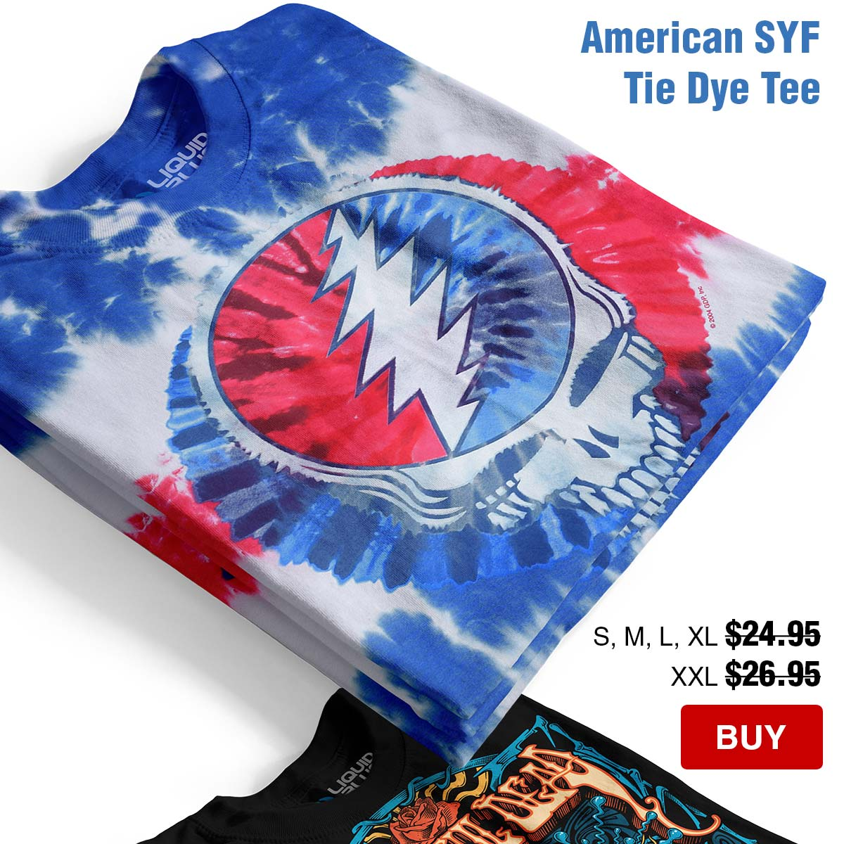 Dead & Company Tour begins Today! Shop Grateful Dead 10% OFF